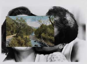 John Stezaker, Pair V, 2007. Arts Council Collection, Southbank Centre, London © the artist