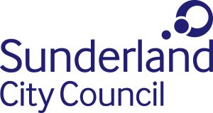 This image has an empty alt attribute; its file name is Sunderland-City-Council-Logo-300x159.jpg