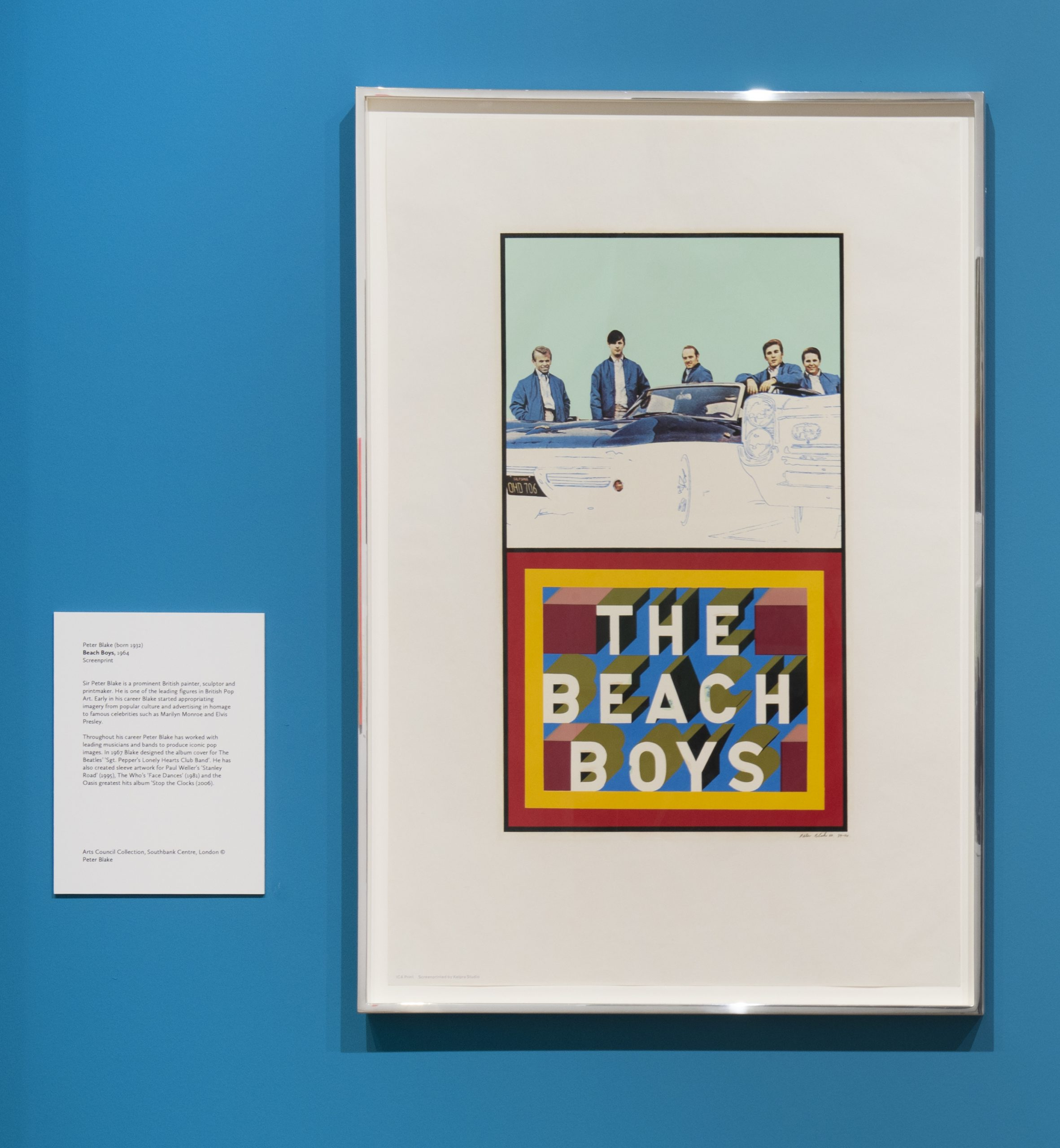 Beach Boys, 1964 Logo