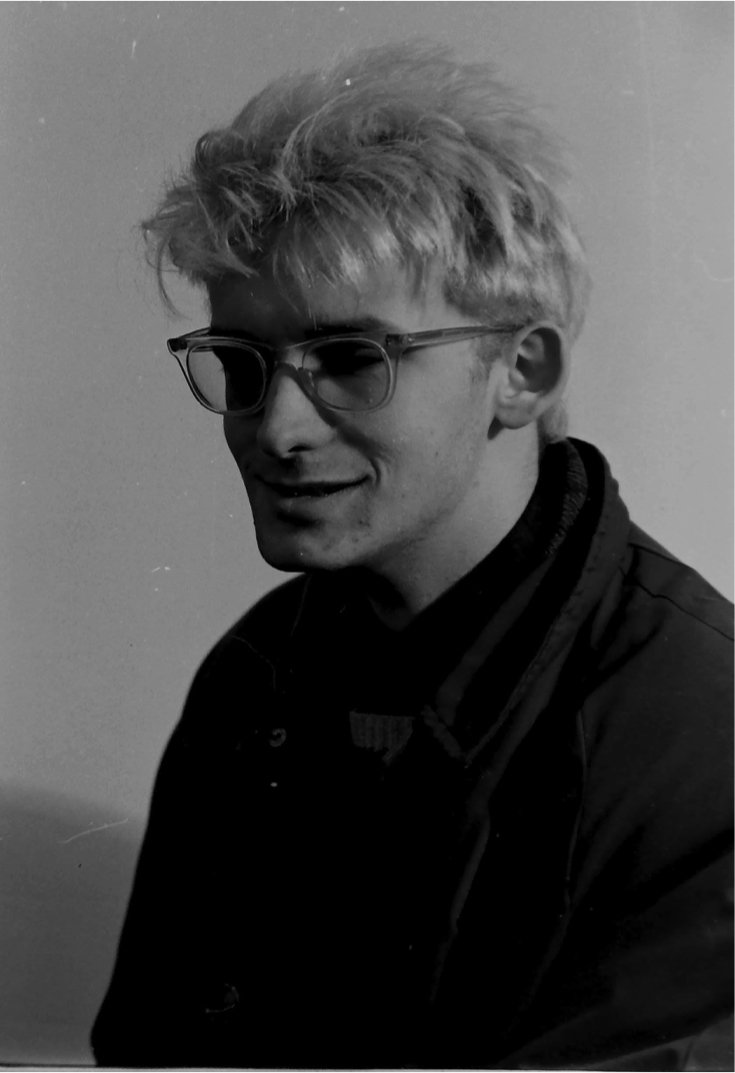 John Emmerson Sunderland Musicians Collective, Side Effects 1982 Image by Micky Stewart  Logo